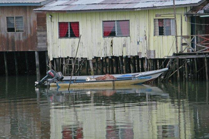 Gayang Fishing Village