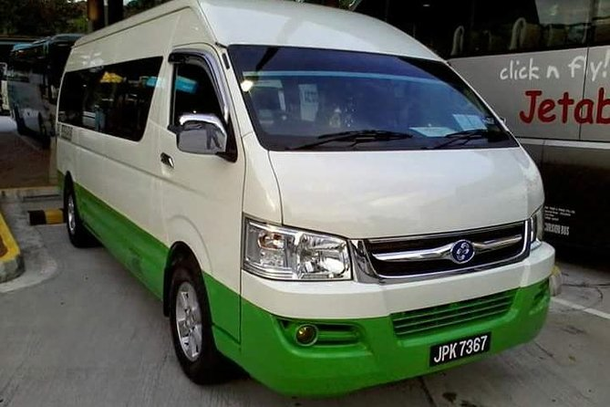 Private Transfer: Penang Island Private Transfer to or from Perak photo 3