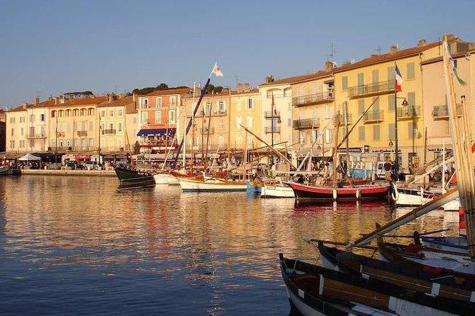 Full-Day Small-Group St Tropez y Port Grimaud de Niza