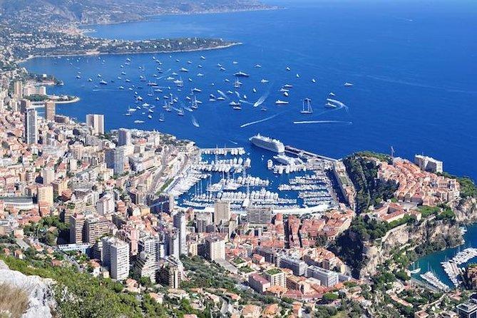 Visita turística para grupos pequeños a Eze, Mónaco y Monte Carlo desde Niza