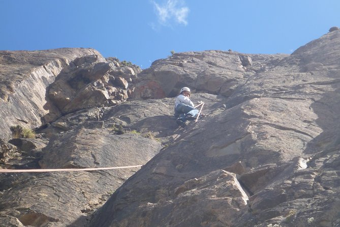 Escalada en El Chaltén, El Chalten, ARGENTINA