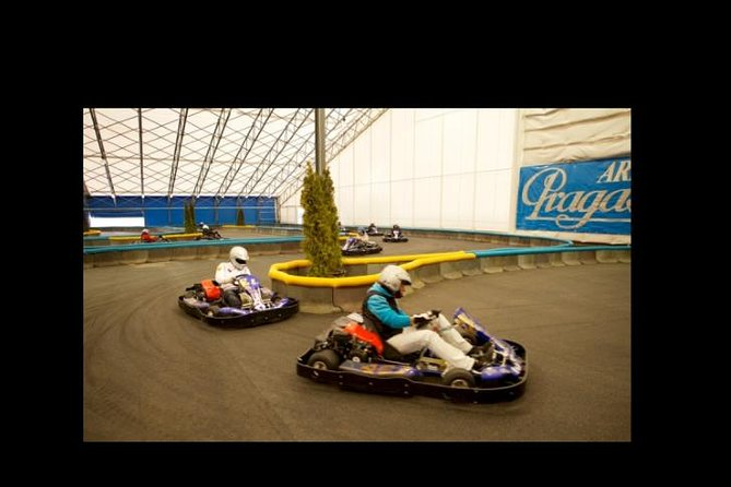 Indoor Go-Kart Experience in Horni Pocernice from Prague photo 3