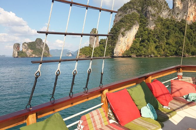 Sightseeing Boat Tour in Phang Nga Bay with Khao Lak Tour
