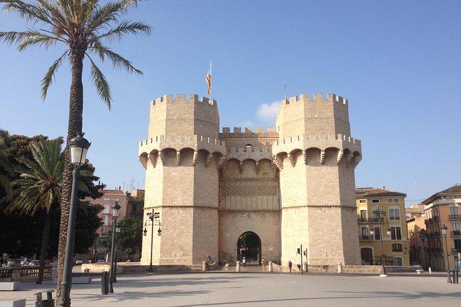 Tour guiado pela cidade de Valência