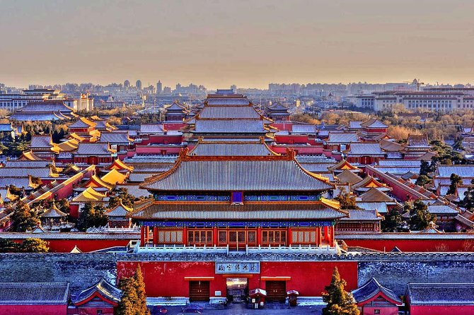 Tiananmen Square, Forbidden City, and Mutianyu Great Wall Tour
