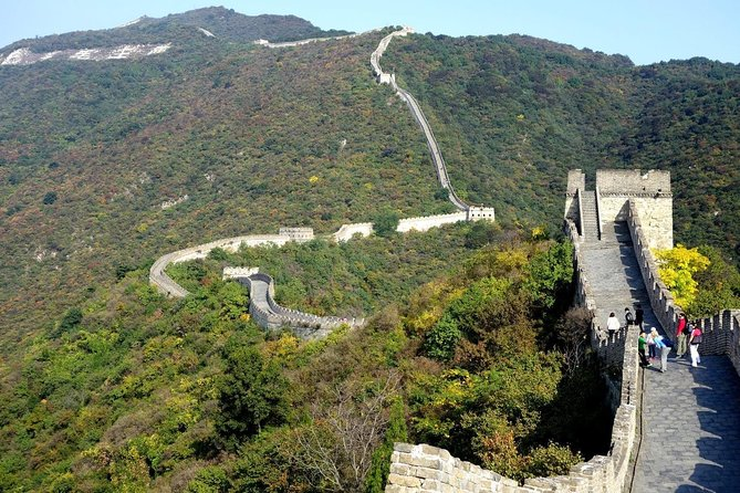 Mutianyu Great Wall and Ming Tomb Day Tour