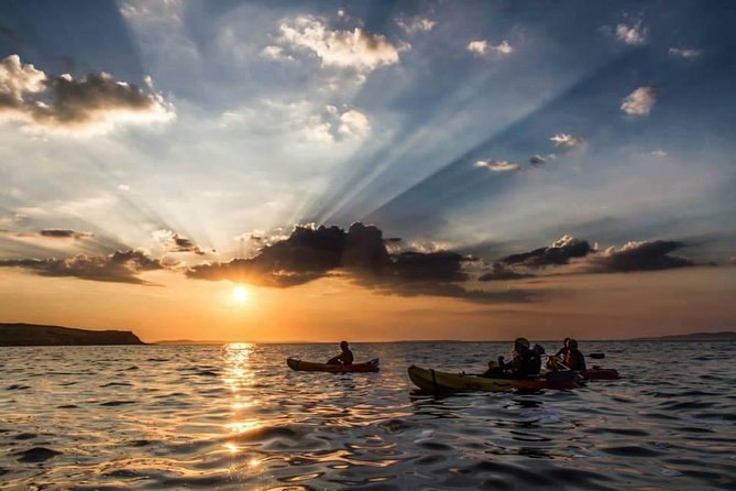 Sunset kayaking on Connemara coastline. Galway. Guided. 2½ hours