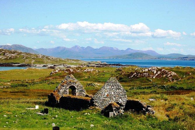 Shore Excursion: Day self guided walking Inishbofin Island Connemara coast.