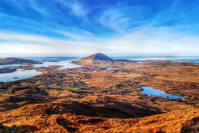 Explore Connemara National Park - self-guided