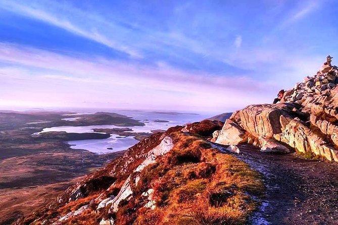 Verken Connemara National Park. Zelfbegeleid met vervoer vanuit Galway