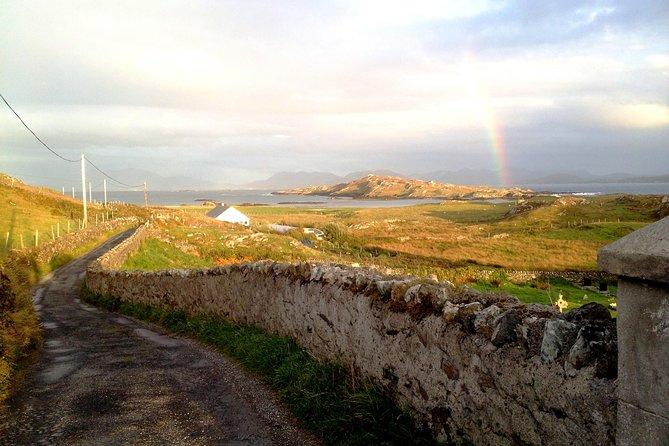 Selbstgeführte Tagesausflug von Inishbofin Island und Connemara Coast von Galway
