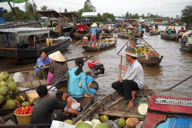Cai Rang Floating Market Day Trip from Ho Chi Minh City photo 15
