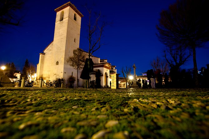 Alhambra, Albaicin and Sacromonte Guided Tour