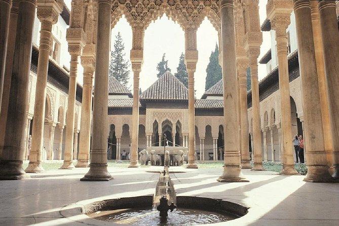 Alhambra e palácios de Albaicin