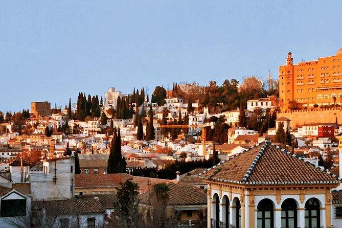 Old Jewish Quarter Walking Tour in Realejo Granada