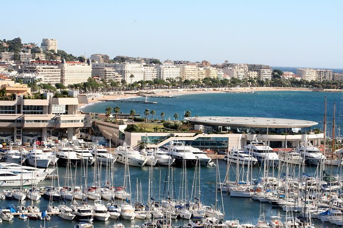 Private Arrival Transfer from Nice Airport to Cannes