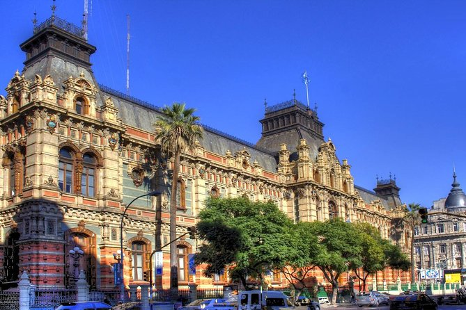 3-hour Small Group Architecture and Palaces Tour of Buenos Aires