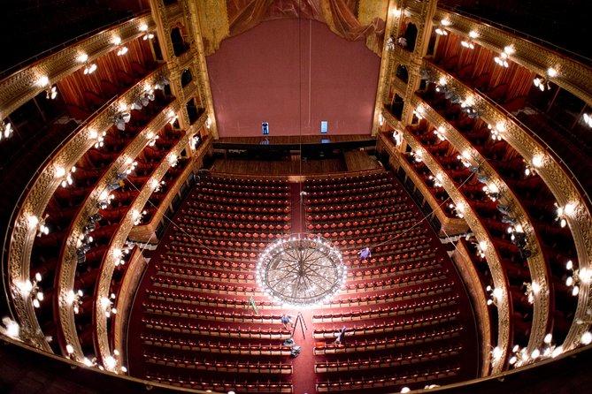 Teatro Colon Skip-the-Line plus Palaces of Buenos Aires Tour