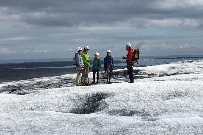 Vatnajökull Glacier Walk from Hali