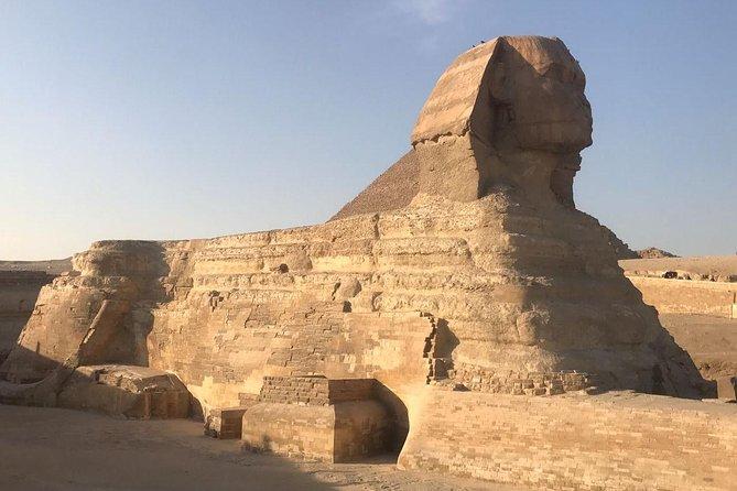 Cairo tour / Overnight tour to Giza Pyramids and Sphinx including Accomodation