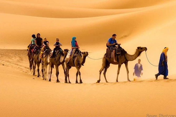 Moroccan Sahara Desert 3-Day Private Guided Tour from Marrakech photo 1