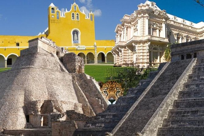 2-Day Trip of Main Yucatan Attraction Including Uxmal and Izamal photo 1