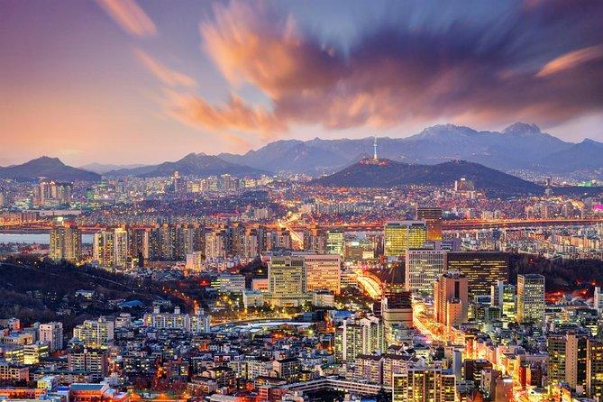 Seoul fremhæver Small-Group Tour med frokost og Nanta Show