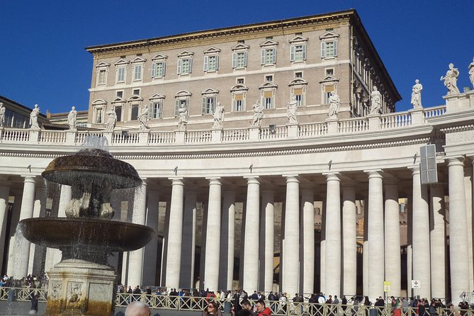 Half-Day Small-Group Tour: Vatican Museums, St. Peter's Basilica and Sistine Chapel