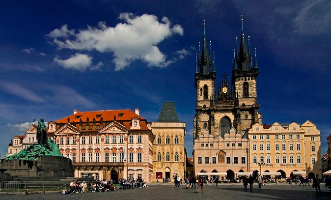 Prague Half Day Private Guided Tour