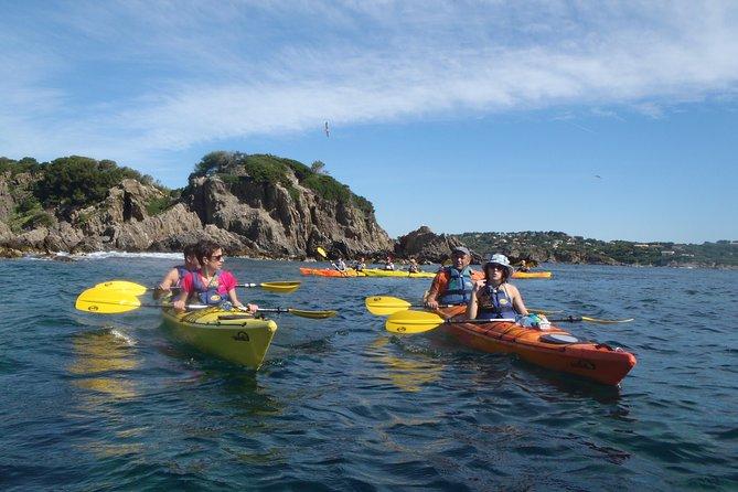Calanques National Park Kayak Day Tour