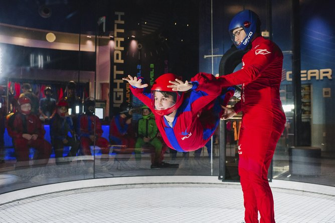 Chicago-Rosemont Indoor Skydiving with 2 Flights & Personalized Certificate