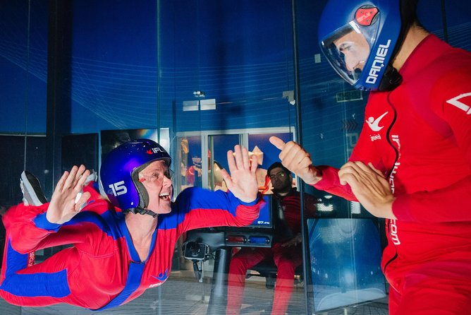 Chicago-Naperville Indoor Skydiving with 2 Flights & Personalized Certificate