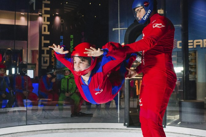 iFLY Fort Worth Indoor Skydiving