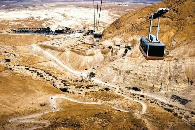 Private Tour: Masada at Dawn, or Later, from Jerusalem photo 3