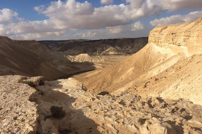 Negev Desert Private Day Tour from Tel Aviv : Beersheba Sde Boker and Mitzpe Ramon