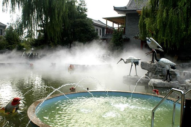 Summer Palace and Hot Spring Private Tour from Beijing