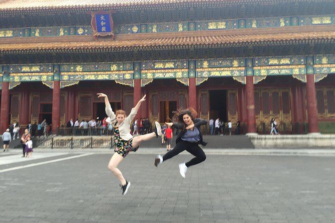 Small-Group Tiananmen Square, Forbidden City and Summer Palace Tour with Lunch