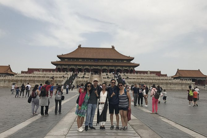 5-Hour Small Group Tour to Tiananmen Square, Forbidden City and Antiquarium