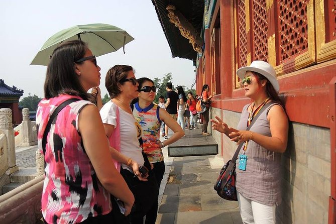 Small Group Beijing Temple of heaven and Summer Palace with Pearl market