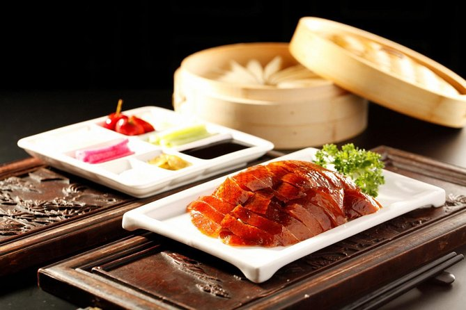 Beijing Chaoyang Theater Acrobatic Show with Peking Duck Dinner Private Tour