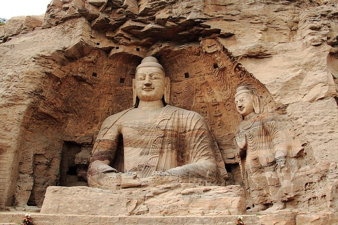 2-Day Private Datong Trip including Yungang Grottoes and Hanging Temple from Beijing