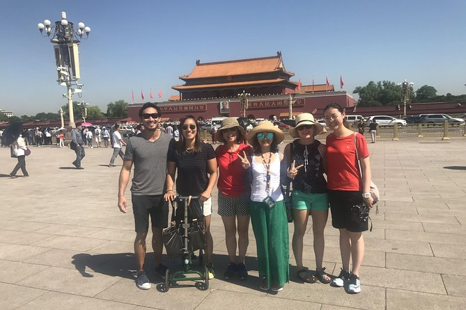Private Customized Beijing City Day Tour with Flexible Departure Time
