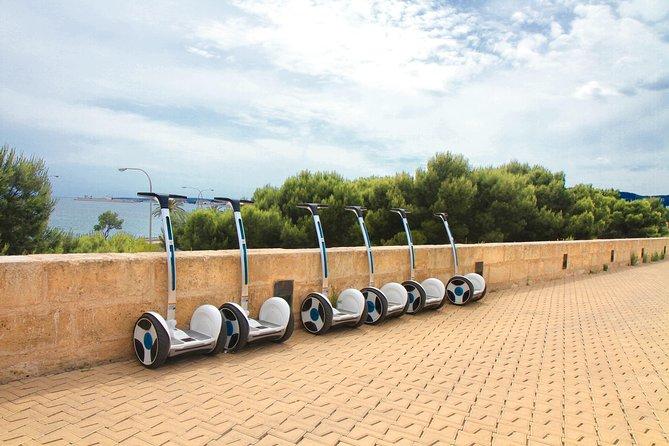 Palma de Mallorca Segway Ninebot Tour