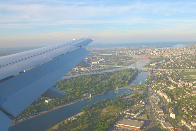 Belgrade Full Day Private Layover Tour met retourluchthaven of hoteltransfers