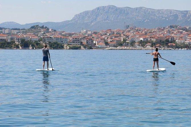 Stand Up Paddle Board à Split