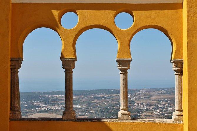 Visita turística privada a Sintra y Cascais