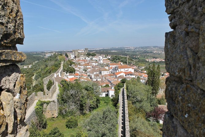 Óbidos historic village and Mafra Palace Private Tour