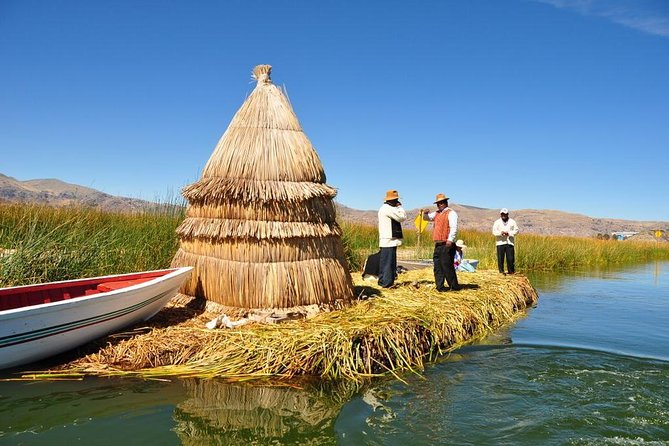 Uros Kayaking and Taquile Island Day Tour photo 1
