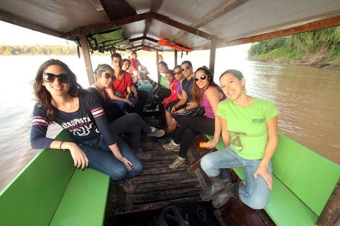 5 Day-Puerto Maldonado Amazon Eco-Lodge from Cusco