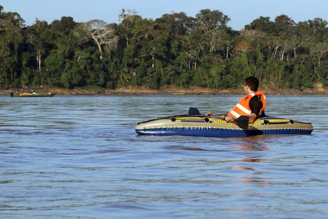 4-Day Amazon Eco-lodge Tour from Puerto Maldonado